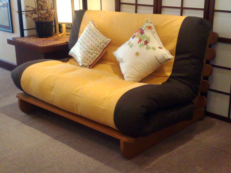 Japanese Style Futon Sofa Bed