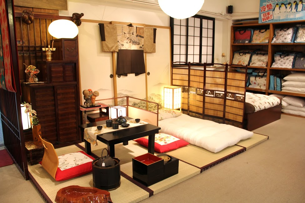 Tatami bed for Japanese tatami room design